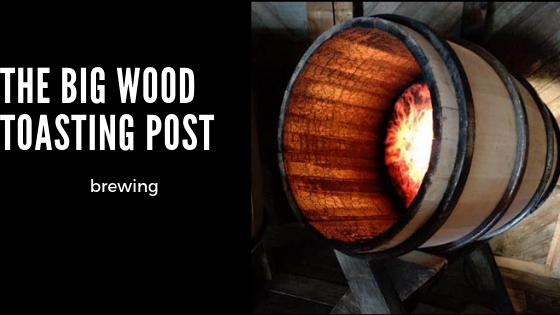 The Big Wood Toasting Post