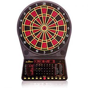 best soft tip electronic dart board