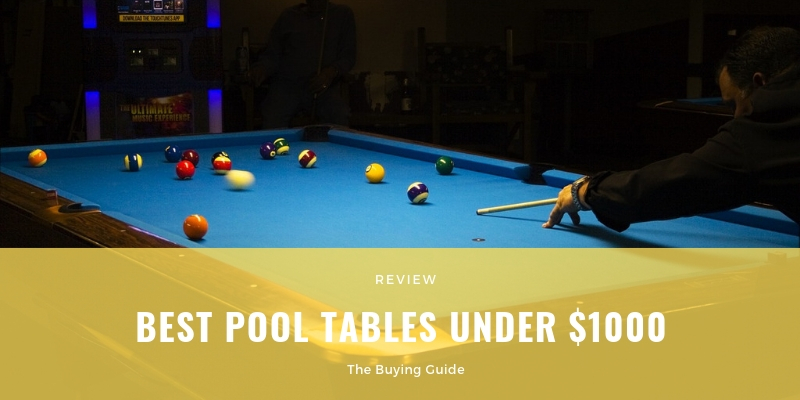 Best Pool Tables For the Money
