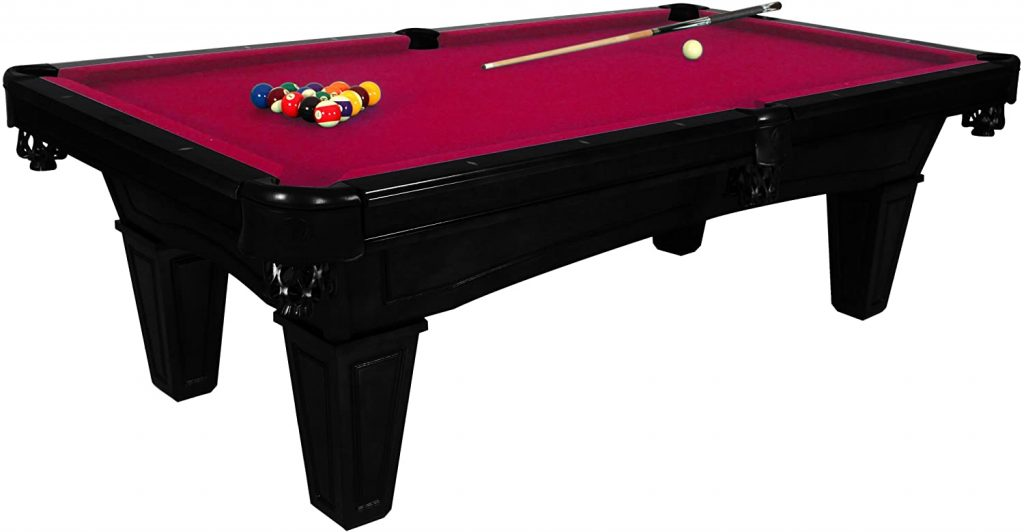 best pool table brands for home